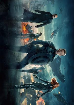 Captain America: The Winter Soldier 3531x5000