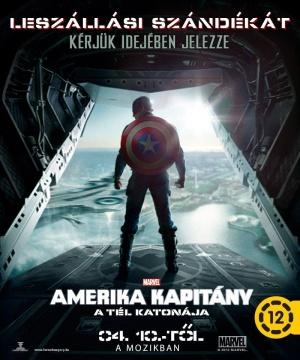 Captain America: The Winter Soldier 800x960