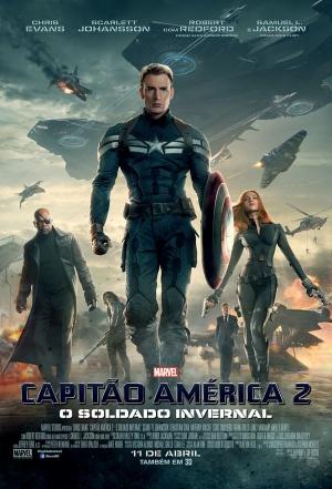 Captain America: The Winter Soldier 749x1100
