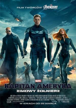 Captain America: The Winter Soldier 1000x1417