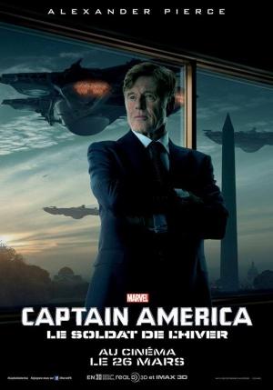 Captain America: The Winter Soldier 699x999