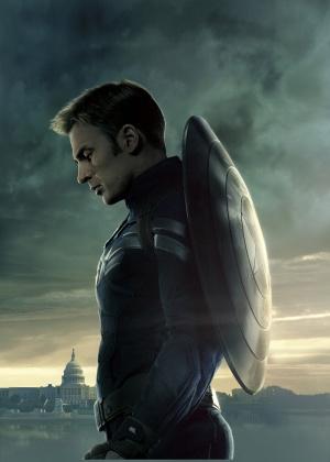 Captain America: The Winter Soldier 3574x5000