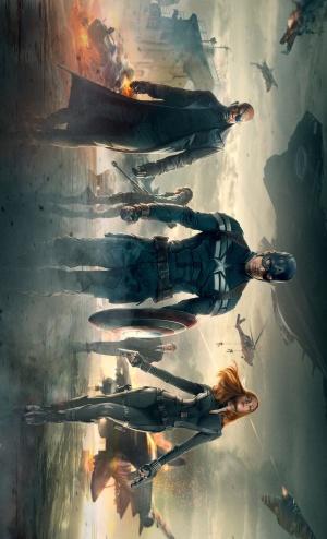 Captain America: The Winter Soldier 3025x4980