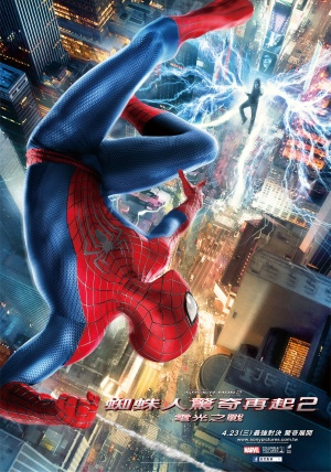 The Amazing Spider-Man 2 2038x2909