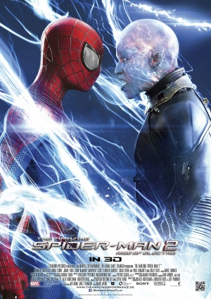 The Amazing Spider-Man 2 2481x3508