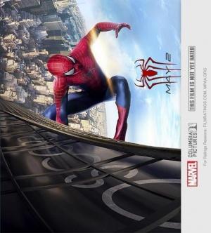 The Amazing Spider-Man 2 542x600