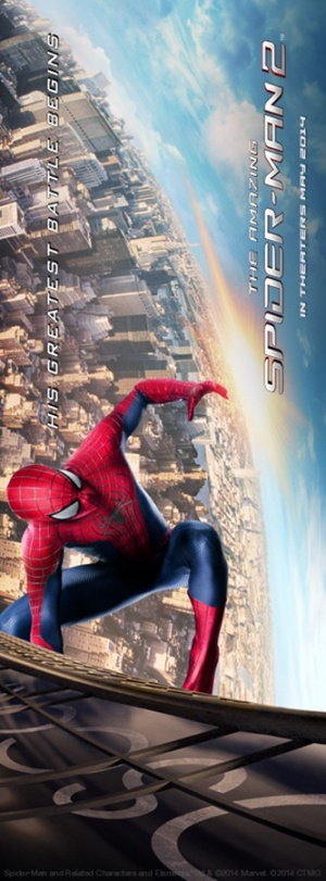The Amazing Spider-Man 2 333x900