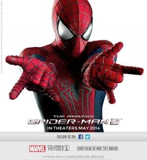 The Amazing Spider-Man 2 600x651