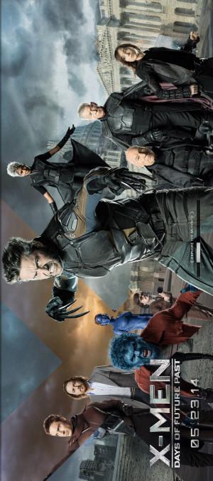 X-Men: Days of Future Past 831x1878