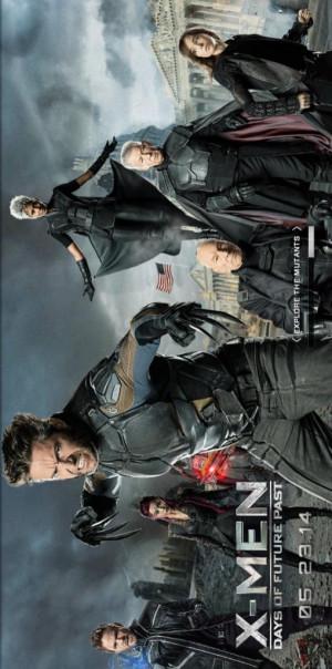 X-Men: Days of Future Past 509x1024