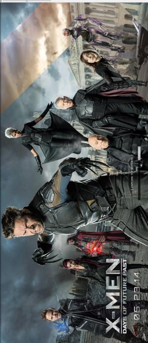 X-Men: Days of Future Past 830x1917