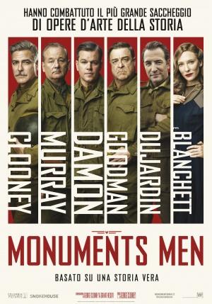 Monuments Men 3500x5000