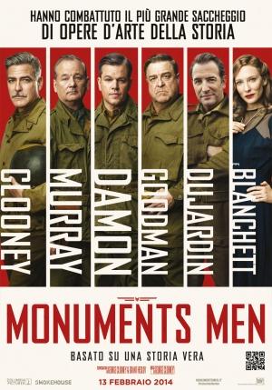 Monuments Men 992x1417