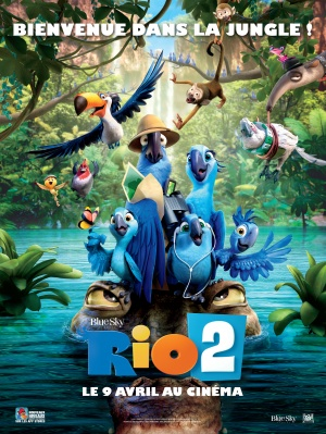 Rio 2 - Dschungelfieber 3763x5000