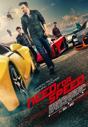Need for Speed 3492x5000