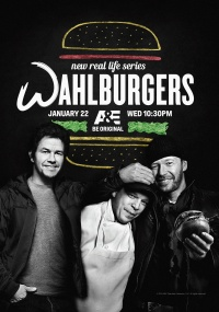 Wahlburgers poster