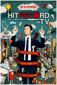 HitRECord on TV poster
