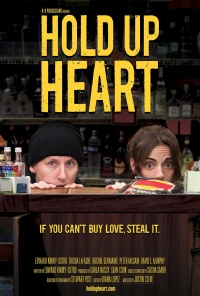Hold Up Heart poster