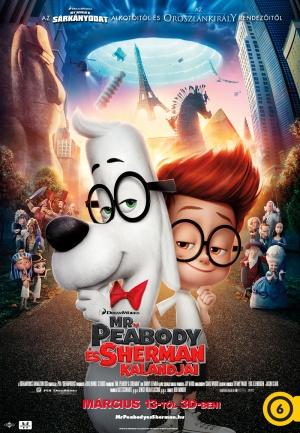 Mr. Peabody & Sherman 800x1154