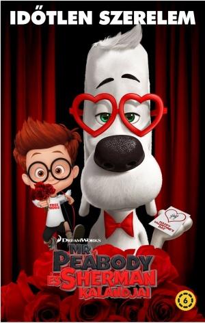 Mr. Peabody & Sherman 788x1240