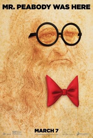 Mr. Peabody & Sherman 1383x2048