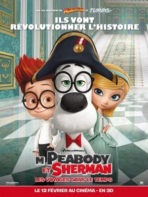Die Abenteuer von Mr. Peabody & Sherman 1890x2520