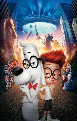 Mr. Peabody & Sherman 3196x5000