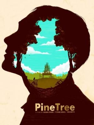 Pine Tree 566x755