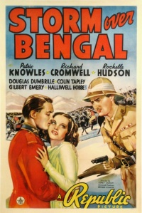 Storm Over Bengal poster