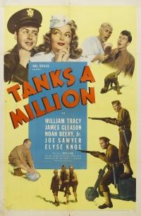 Tanks a Million poster