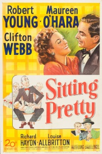 Sitting Pretty poster