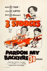 Pardon My Backfire poster