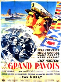 Le grand pavois poster