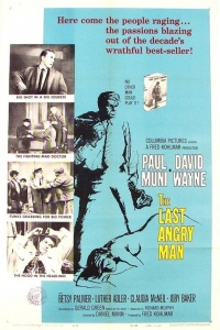 The Last Angry Man poster