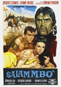 The Loves of Salammbo poster