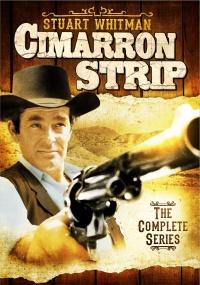 Cimarron Strip poster