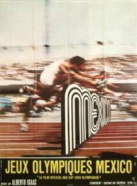 The Olympics in Mexico poster