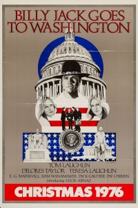 Billy Jack Goes to Washington poster