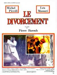 Le divorcement poster