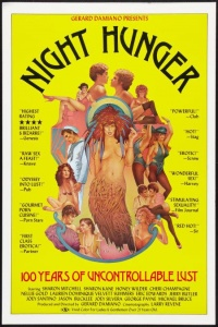 Night Hunger poster