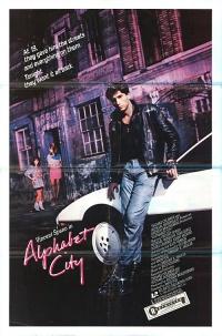 Alphabet City poster
