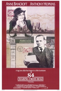 84 Charing Cross Road poster