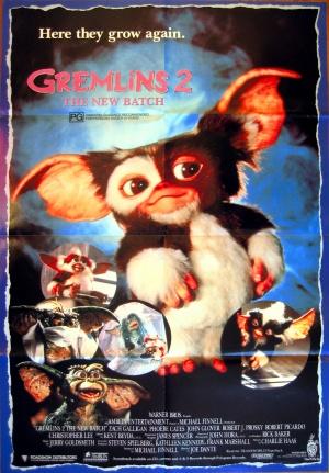 Gremlins 2: The New Batch 1390x1996