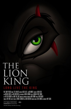 The Lion King 850x1291