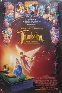 Hans Christian Andersen's Thumbelina poster