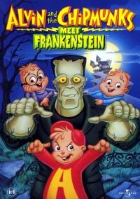 Alvin und die Chipmunks treffen Frankenstein poster