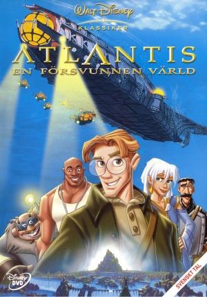 Atlantis - Das Geheimnis der verlorenen Stadt 1504x2156