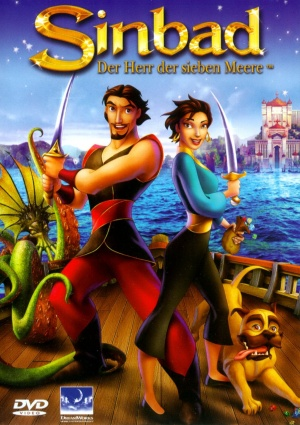 Sinbad: Legend of the Seven Seas 1520x2154