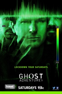 Ghost Adventures poster