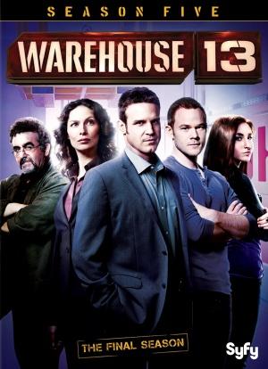 Warehouse 13 1609x2218